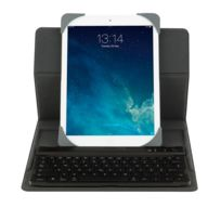 TARGUS - Universal Rotating Keyboard Cover 9/10'' - Noir