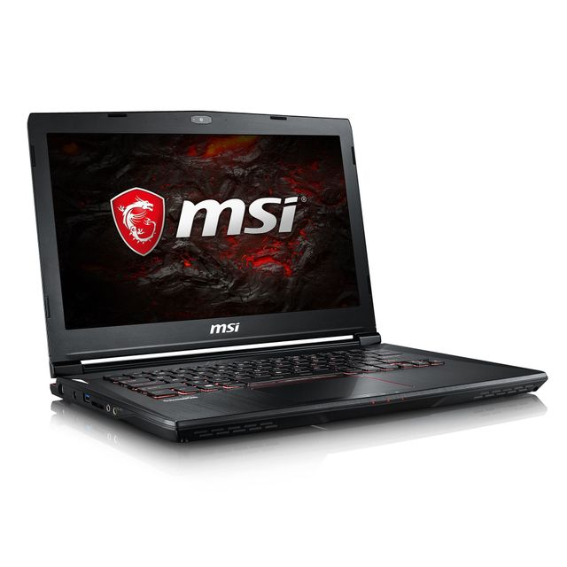 MSI GS43VR 7RE-086FR Phantom Pro - Noir