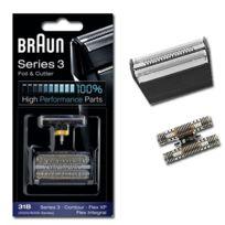 Braun - Grille et couteau pour Rasoir électrique Contour pour 5895 de marque