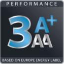 Efficacité énergétique A+