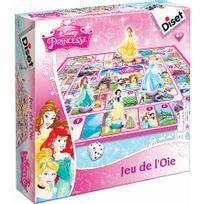Diset - Jeu De L'oie Des Princesses Disney