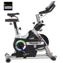 BH Fitness - Vélo de biking. roue de inertie de 20kg. Pédales mixtes - I.SPADA Ii H9355I