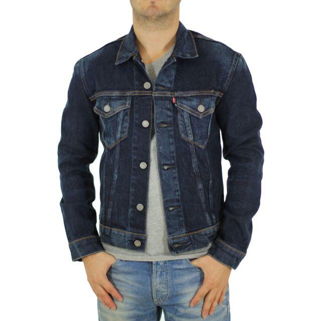 Levi's - Blouson jeans homme Levis 72333.