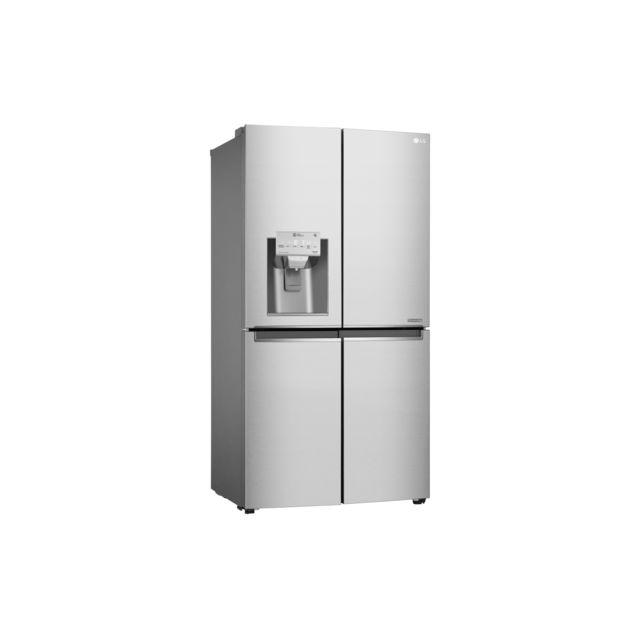 LG réfrigérateur multi-portes 91cm 571l a+ no frost inox pro - gml9331sc