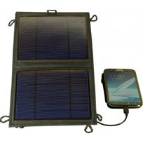 Powerplus - Chargeur solaire pliable 5W Tiger