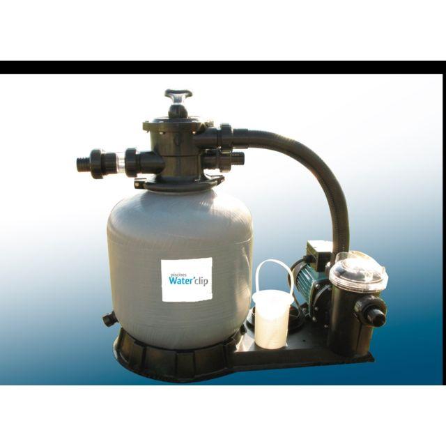 water clip - filtration  u00e0 sable pvc cuve 6 m3  h