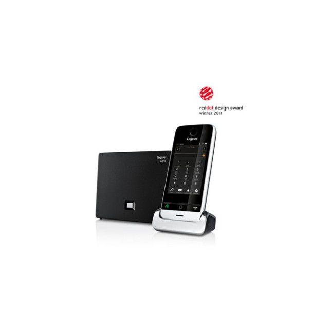 gigaset sl910a pas cher achat vente t l phone fixe filaire rueducommerce. Black Bedroom Furniture Sets. Home Design Ideas