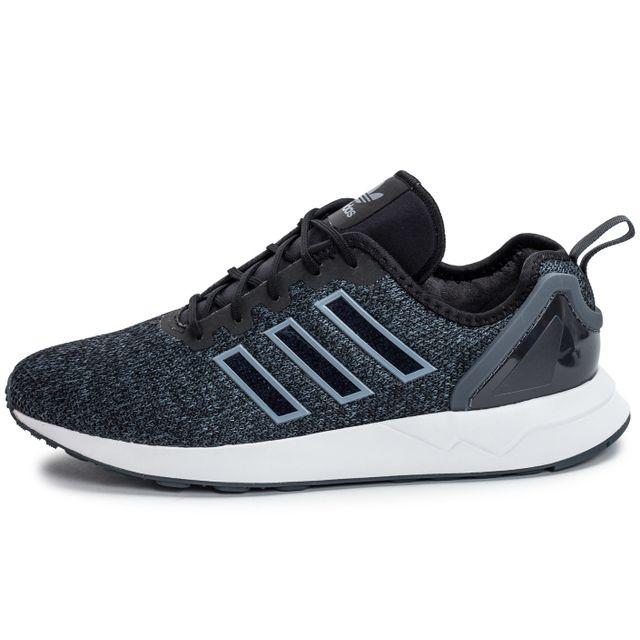 Soldes Adidas originals - Zx Flux Adv Onyx Noir - 46 - pas cher Achat / Vente Baskets homme - RueDuCommerce
