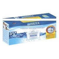 BRITA - Pack de 3 cartouches MAXTRA 208785