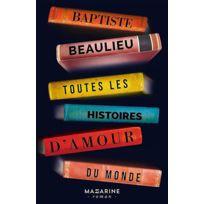 Mazarine - toutes les histoires d'amour du monde