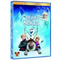 dvd la reine des neiges oscar 2014 du meilleur film danimation