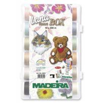 MADEIRA - Smart Box fils à broder Lana 8051