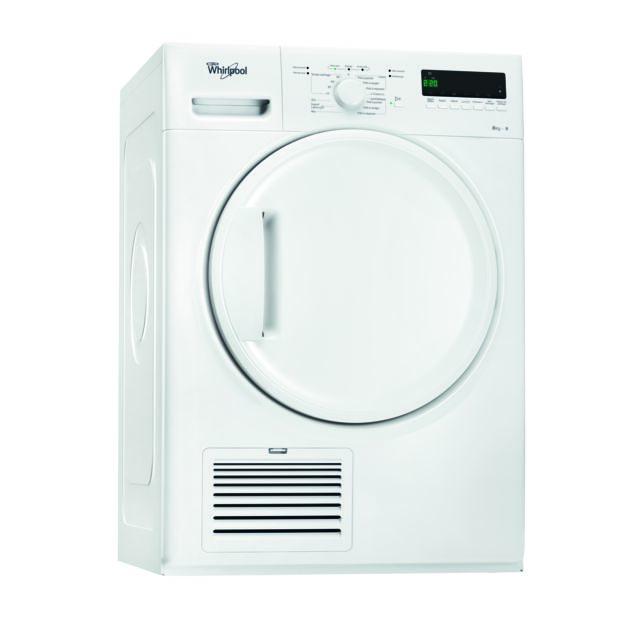 Whirlpool Sèche-linge à condensation - DELX80113 - Blanc
