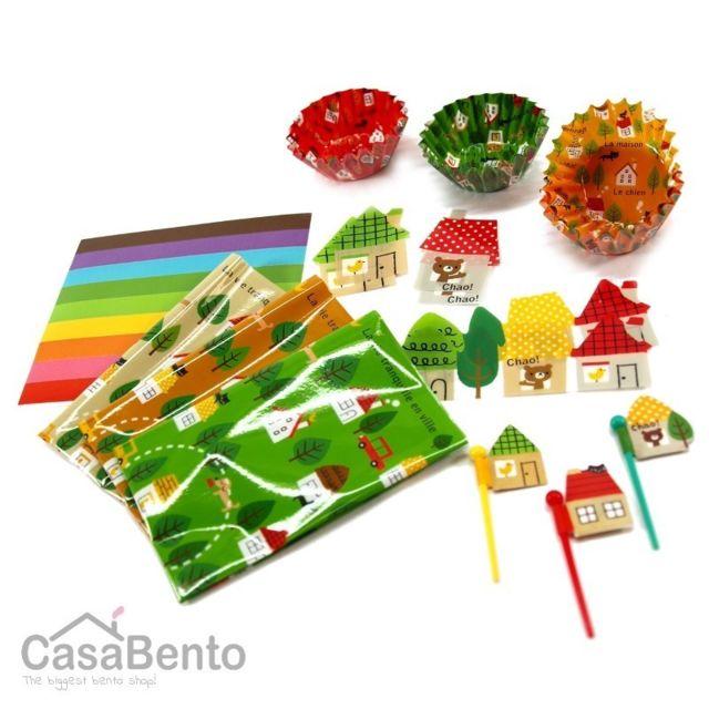 Casabento Pack Petit Ourson Découverte