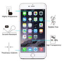 """Cabling - Film Protecteur d'écran pour iPhone 7 + - apple iphone 7 Plus 2016 5,5""""- filtre protecteur en verre trempé - vitre de protection Ultra Resistante pour smartphone iPhone 7 Plus- 5,5 pouces 2016 - iphone 7 Plus"""