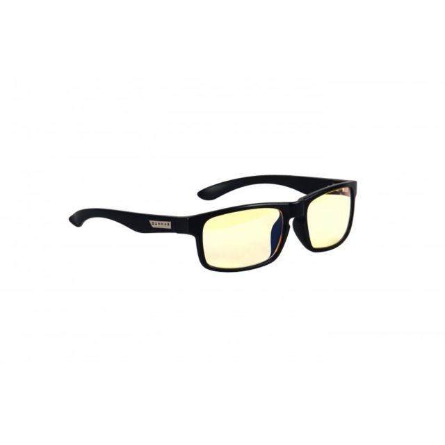 GUNNAR OPTIKS - LUNETTES Gaming ENIGMA ONYX - pas cher Achat   Vente  Accessoires Universels - RueDuCommerce b9ca5f87bfea