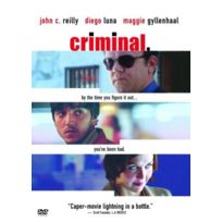 Whv - Criminal IMPORT Anglais, IMPORT Dvd - Edition simple