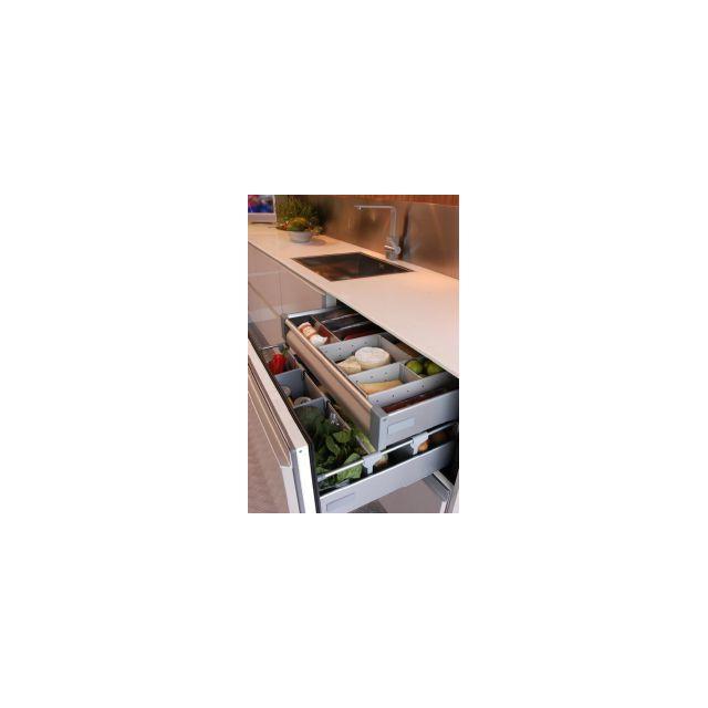 Norcool - Réfrigérateur à tiroirs intégrable - Aci-nor110