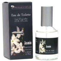 Provence Et Nature - Eau de toilette Jasmin 100 % Naturelle, Provence & Nature