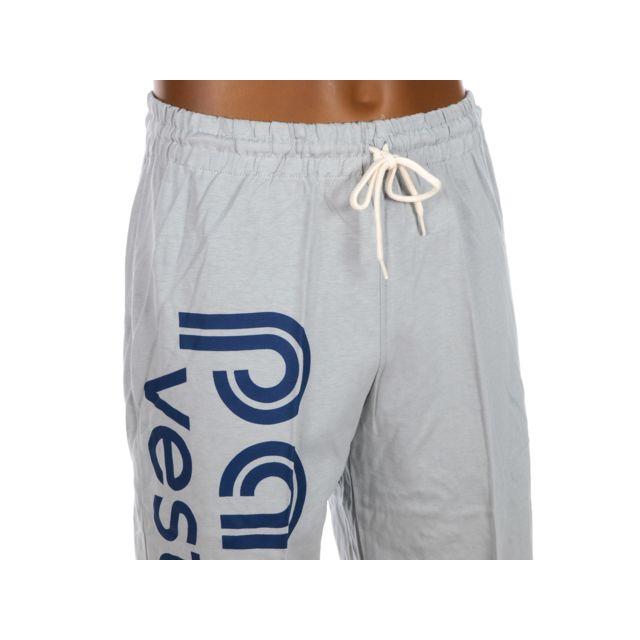 Panzeri - Pantalon de survêtement Uni h gris jersey pant Gris 60326