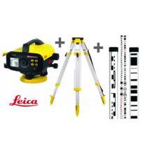 LEICA - Pack Sprinter 150M avec mire code barre 4 m GSS112 et trépied CTP104-6002136