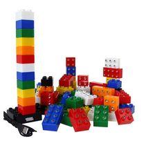Xanlite Kids - Pack de 75 briques lumineuses stax