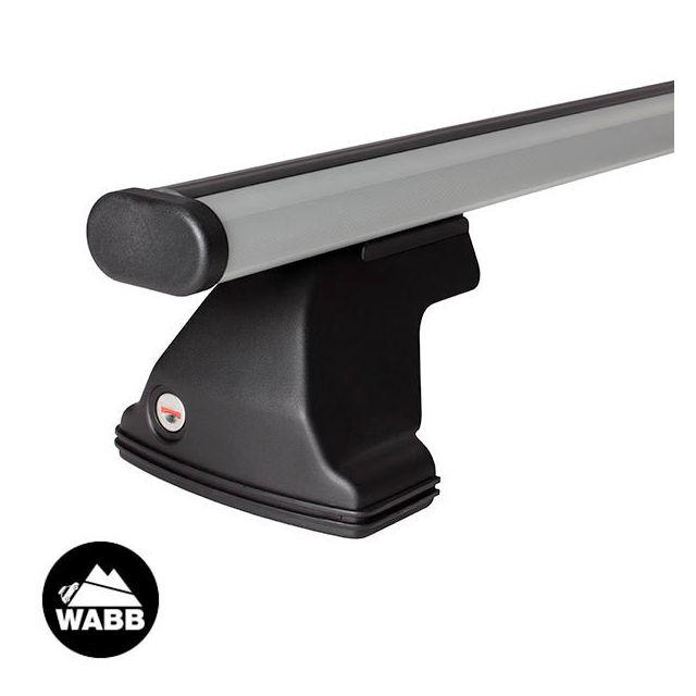 wabb barres de toit universelles freedom alu pour citroen berlingo court i 50 kg pas cher. Black Bedroom Furniture Sets. Home Design Ideas