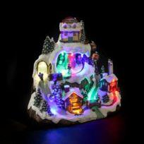 Féeric christmas - Village de noël lumineux '' Station de ski