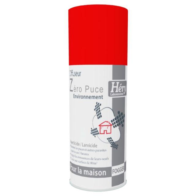 Hery Fogger Environnement Zéro Puce pour la Maison - Héry - 150ml
