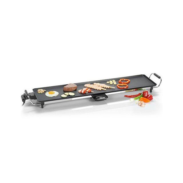 Totalcadeau Plancha 1800W - Grill et barbecue
