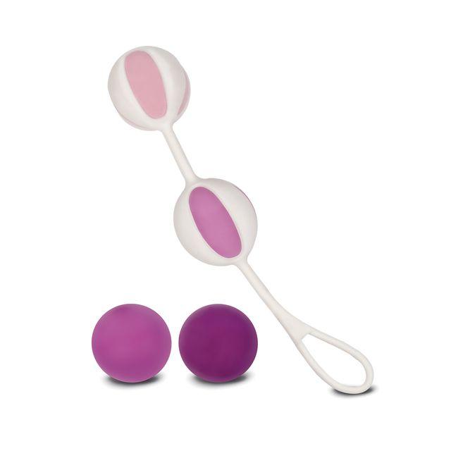 Fun toys geisha balls 2 rose