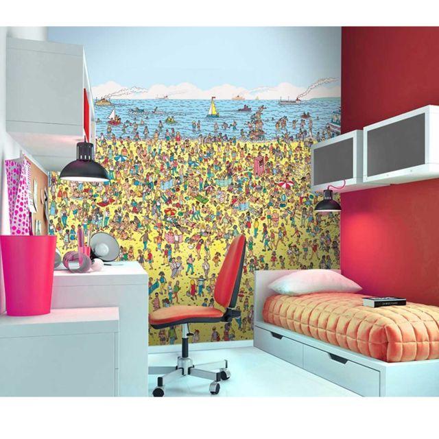 gallery of bebe gavroche papier peint gant o est charlie with papier peint salle de jeux