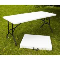 - Table pliante multi-usage 180x76x74cm