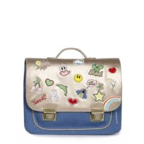 Jeune Premier - Cartable It Bag Midi 36cm Gold Fun