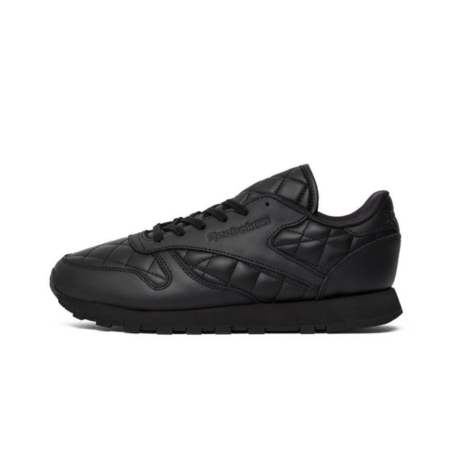 e84251f2b553d Reebok - Classic Leather Quilted Pack - pas cher Achat   Vente Baskets femme  - RueDuCommerce