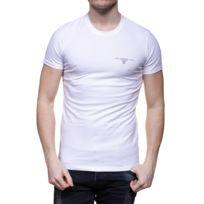 Guess - T Shirt Umpa20 Jel20 Blanc