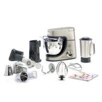 Tefal - Robot de cuisine Qb602H Masterchef Premium