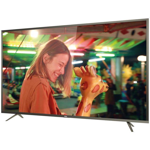 tcl digital technology tv 60 pouces 4k smart u60p6036 pas cher achat vente tv led de 56. Black Bedroom Furniture Sets. Home Design Ideas