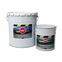 Arcane Industries - Résine epoxy transparente primaire sous couche accrochage béton métal fixateur Fixateur Epoxy - Couleur : Liquide- Transparent - Contenance : Kit de 5 kg
