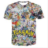 - T-shirt Pokemon family