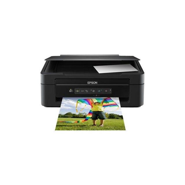 Epson - Expression Home Xp-205 - Imprimante multifonctions - couleur - jet d'encre - A4 210 x 297 mm, original Legal 216 x 356 mm A4 210 x 297 mm, support jusqu'à 30 ppm impression 100 feuilles - Usb 2.0, Wi-Fi