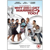 Lions Gate Home Entertainment - Tyler Perry'S Why Did I Get Married Too? IMPORT Anglais, IMPORT Dvd - Edition simple