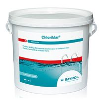 Bayrol - chlore choc pastille 5kg - chloriklar