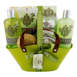 Gloss Panier de Bain Body Luxurious Thé Vert 13 pi¨ces pas