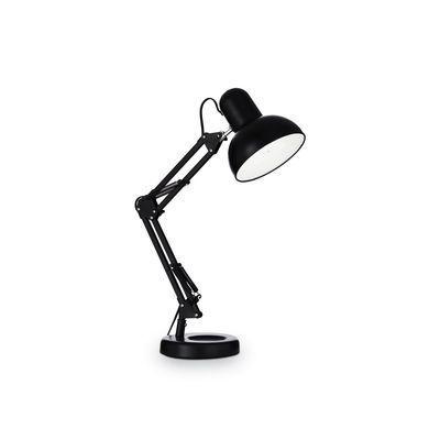 Boutica-design Lampe à poser Kelly Noir 1x42W - Ideal Lux - 108094