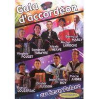 Cd Music Concept - Gala d'accordéon au César Palace