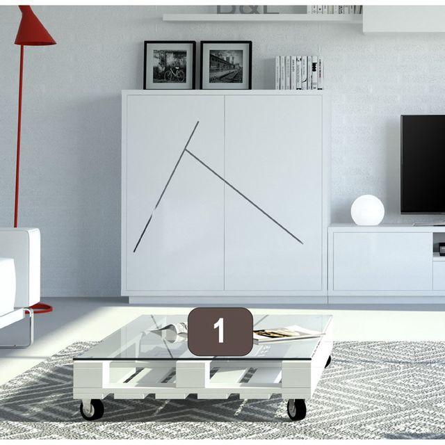 Cubisl Meuble Rangement Mob - 1003103MIN