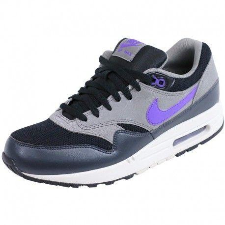 Nike Chaussures Air Max 1 Essential Homme Noir pas cher