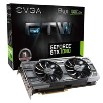 EVGA - GeForce GTX1080 ForTheWin Gaming ACX3.0 Cooling FTW