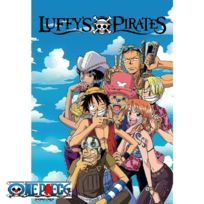 One Piece - Poster Luffy's Pirates 98x68 cm